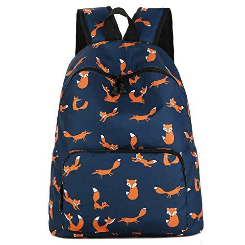 Lcdy borsa da scuola per bambina, borsa casual da donna in tessuto di nylon, zaino per laptop, zaino imbottito per l'università di moda, zaino da montagna,2,33.0 * 1.0 * 41.0cm