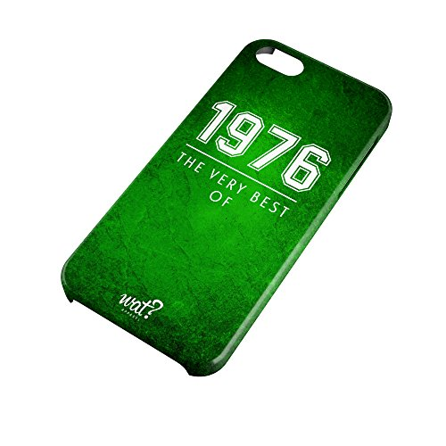 The Very Best Of 1976Case/Housse Coque 3D pour iPhone 5Motif What about Tee