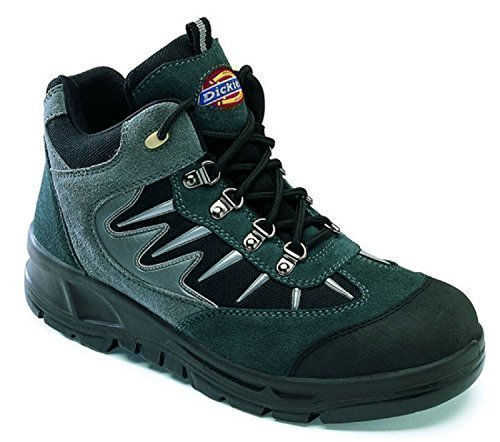 Dickies da uomo da lavoro di sicurezza Calzature Storm escursionista stivali con punta in acciaio