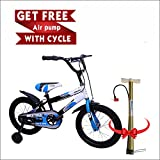 "Speed Bird BMX 16"" Child Cycle - Kids Sports Bicycle For Boys & Girls - Age Group 5-7"