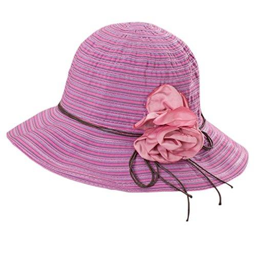 ZARLLE Chica De Verano NiñA ProteccióN Uv Sombrero Suave PequeñO A