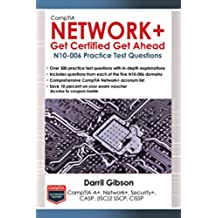 CompTIA Network+ N10-006 Practice Test Questions  (Get Certified Get Ahead) (English Edition)