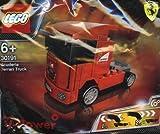 LEGO Racers: Scuderia Ferrari Camion Set 30191 (Insaccato)