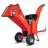 HECHT Benzin-Häcksler 6642 Gartenhäcksler Holz-Schredder