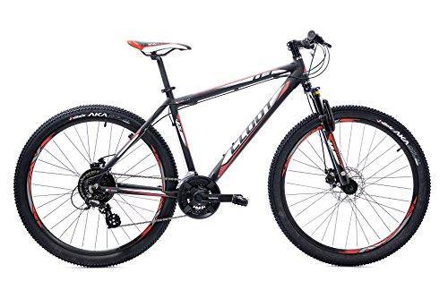 Cloot Bike – Bicicleta de montaña-Mountainbike 27.5-MTB -Xr trail 70R Shimano 24 velocidades, Horquilla Bloqueo, Aluminio 6061, Frenos disco Shimano, Geax Aka.