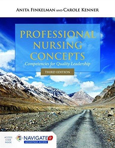 PDF][Download] Professional Nursing Concepts: Competencies for
