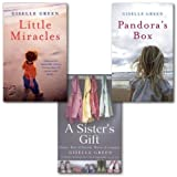Giselle Green Collection 3 Books Set, (Little Miracles, Pandora's Box and A Sister's Gift)