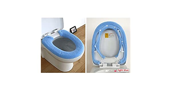 Sztara modische button cord wc sitz pad wärmer closestool matte