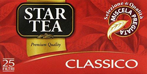 Star Tea - Tè Classico - 8 confezioni da 25 filtri [200 filtri]