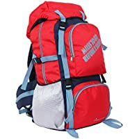 POLE STAR Rocky 60 Ltr Red Rucksack