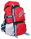 #8: POLE STAR Rocky 60 Ltr Red Rucksack