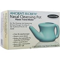 Nasal Cleansing Pot, Travel, 1 pot ( Multi-Pack) by ANCIENT SECRETS preisvergleich bei billige-tabletten.eu