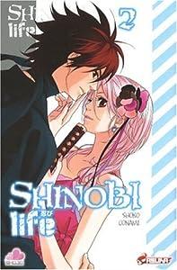 Shinobi Life Edition simple Tome 2