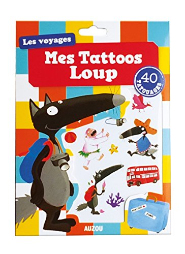 Mes tattoos Loup