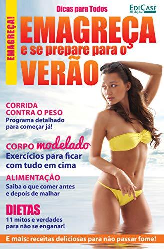 Dicas Para Todos Ed. 6 – Emagreça (Portuguese Edition) por Edicase