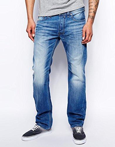 jeans uomo Diesel mens jeans safado 0830y l.30 -- waist 31 - length 30