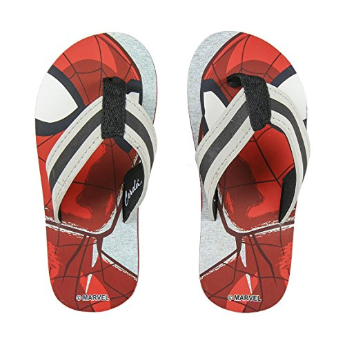 Spiderman S0711756, Flip-Flop Unisex-Child, Rojo, 31 EU 2