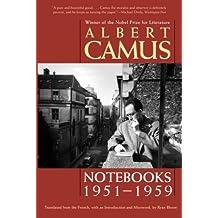 Notebooks, 1951-1959 (Volume 3) by Albert Camus (2010-10-16)