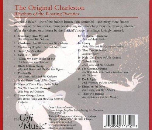 The Original Charleston – Die Goldenen 20er Jahre, Musik zur Mottoparty - 2