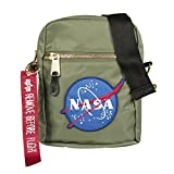 Alpha Industries Flyers Kit NASA Tasche