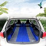 torno de los viajes en coche cama colchón inflable posterior del coche colchón de aire de aspiración automática de choque de coche cama
