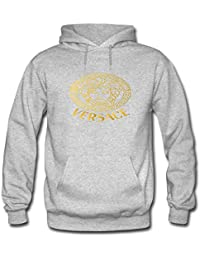 Versace Printed For Boys Girls Hoodies Sweatshirts Pullover Outlet