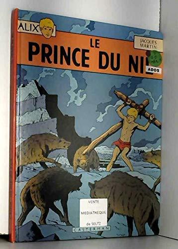 Alix - 11 - Le Prince du Nil