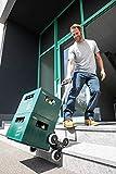 Kraft Werkzeuge Stufen- & Treppenklappkarre Transportkarre Treppensteiger 70kg