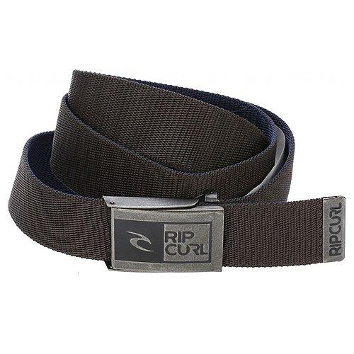 rip-curl-herren-ripper-revo-webbed-belt-gurtel-brown-one-size
