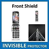 Doro PhoneEasy 612Bildschirmschutzfolie unsichtbar vor Film (Front Shield) Military Grade Schutz Exklusive zu Ace Fall