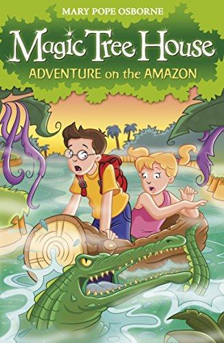 Magic Tree House 6: Adventure on the Amazon
