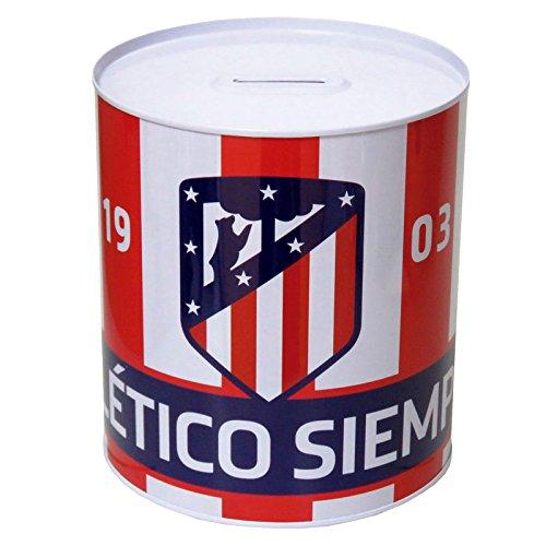 Hucha Atletico Madrid Metalica Grande