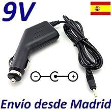 Cargador Coche Mechero 9V Reemplazo Tablet Woxter Nimbus 98Q 98RQ Recambio Replacement