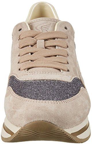 Hogan Hxw2220n624g440qz9, Sneakers basses femme Multicolore (Quarzo/Sasso)