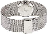 Calvin Klein Reloj Analógico para Mujer de Cuarzo con Correa en Acero Inoxidable K3T23128 de Calvin Klein