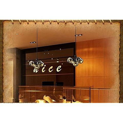 BBSLT-Lampadari d'epoca creative, Hall Ristorante Villa bar, Cafe abbigliamento negozio
