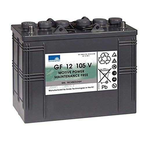 EXIDE Sonnenschein Batterie 12 Volt 105 AHDryfit Traction Block GF 12 105 V by EXIDE Sonnenschein -
