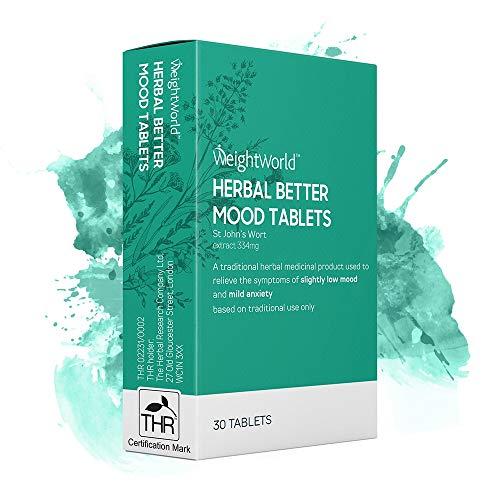IPERICO - ERBA DI SAN GIOVANNI - Formula Extra Forte 334mg - Per Il Sonno, Relax e Umore - Integratore Naturale - Dormire Bene - 30 Compresse - SENZA GLUTINE - Vegan