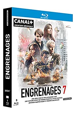Engrenages - Saison 7 [Blu-ray]