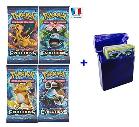 Série Carte Pokemon EVOLUTIONS XY12 en français - Offres aux