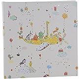goldbuch Fotoalbum ´Baby on Tour´, 60 Seiten, 250 x 250 mm Baby Album Buch 24270