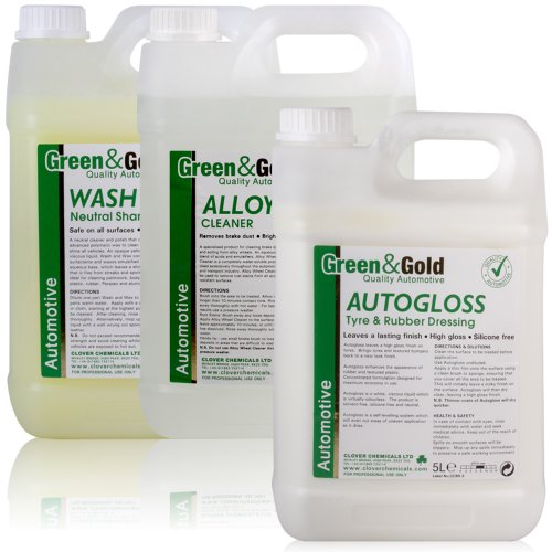 valet-pack-wash-and-wax-car-shampoo-autogloss-tyre-and-rubber-dressing-alloy-wheel-cleaner-5-litres-
