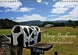 Witzige Briefkästen – Schreib mal wieder (Wandkalender 2016 DIN A4 quer): Die witzigsten Briefkästen aus Neuseeland mit coolen Sprüchen (Monatskalender, 14 Seiten) (CALVENDO Natur)