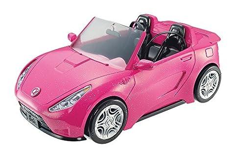 Barbie - DVX59 - Cabriolet Rose