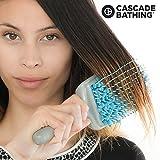 Cascade Bathing Dry +–Spazzola asciugamano per capelli