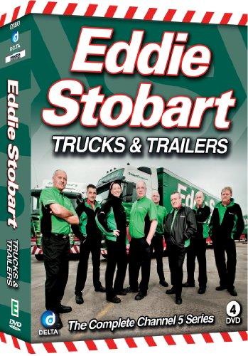 Eddie Stobart: Trucks & Trailers The Complete Series 1 [DVD] [UK Import]