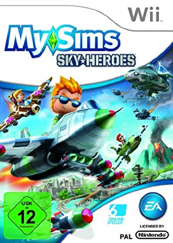 MySims: SkyHeroes