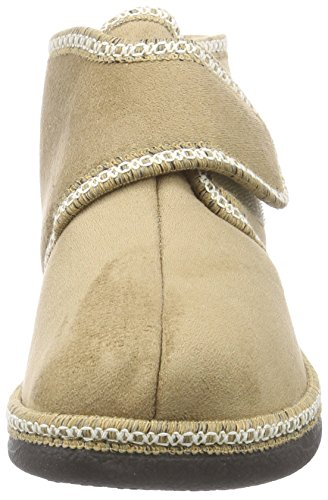Hans Herrmann Collection hhc, Pantofole donna Beige (Beige (beige  -30))