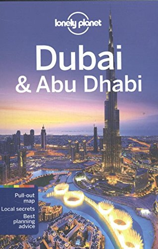Price comparison product image Lonely Planet Dubai & Abu Dhabi (Travel Guide)