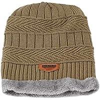 HAOLIEQUAN Winter WeiblicheKappe Dicken Dicken Wintermütze Für Frauen Mädchen Hut Gestrickte Mützen Mütze Hut Dicke Frauen